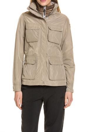 Jacket Icepeak. Цвет: beige