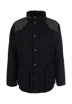 Куртка утепленная Chevignon CH004EMKF902. Цвет: черный