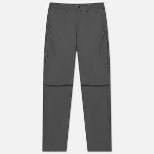 Мужские брюки Stowe Arcteryx. Цвет: серый