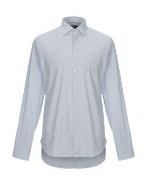 Pубашка MICHAEL KORS. Цвет: темно-синий