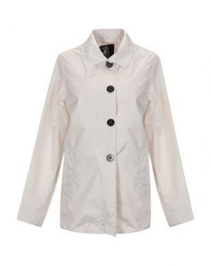 Легкое пальто REFRIGUE. Цвет: бежевый