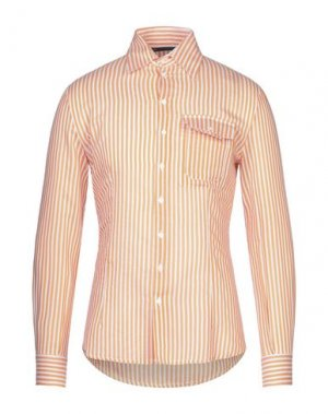 Pубашка GAETANO NAVARRA. Цвет: оранжевый