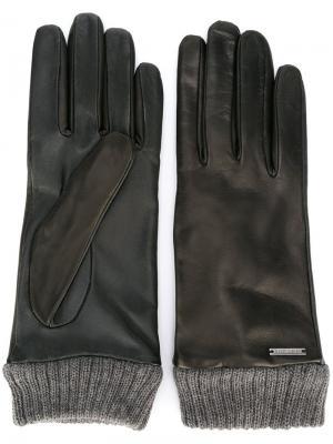 Перчатки Giribbes-Female Diesel. Цвет: чёрный