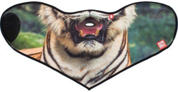 Маска Tiger Airhole. Цвет: разноцветный