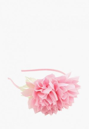 Ободок Stilmark. Цвет: розовый