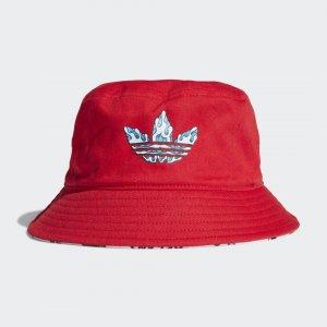 Панама AARON Originals adidas. Цвет: красный