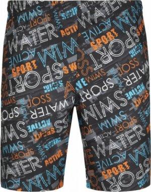 Шорты плавательные мужские , размер 48 Joss. Цвет: черный