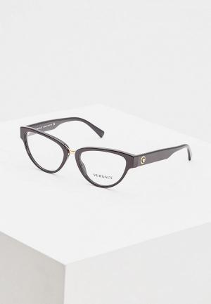 Оправа Versace VE3267 GB1. Цвет: черный