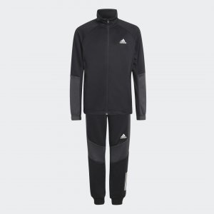 Спортивный костюм XFG AEROREADY Sportswear adidas. Цвет: черный