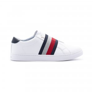 Кроссовки SLIP ON ELASTIC CASUAL SNEAKER TommyHilfiger. Цвет: none