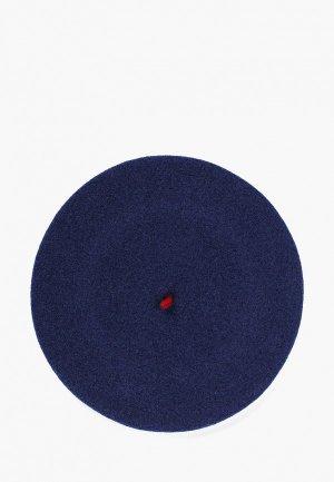 Берет Le Beret Francais. Цвет: синий