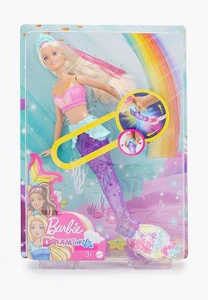 Кукла Barbie Сверкающая русалочка, 33 см. Цвет: разноцветный