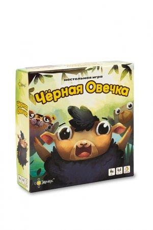 Настольная игра Чёрная овечка Эврикус. Цвет: мультиколор