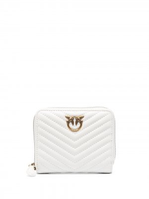 Taylor quilted wallet Pinko. Цвет: белый