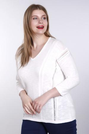 Пуловер Gerry Weber. Цвет: белый