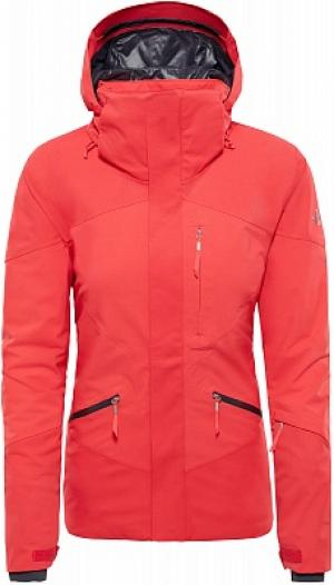 Куртка утепленная женская Lenado, размер 48-50 The North Face. Цвет: розовый