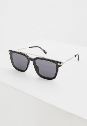 Очки солнцезащитные Jimmy Choo ZED/G/S 807. Цвет: черный