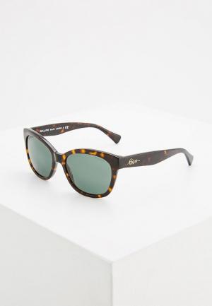 Очки солнцезащитные Ralph Lauren RA5218 137871. Цвет: коричневый
