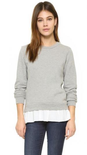 Too Ruffled Sweatshirt Clu