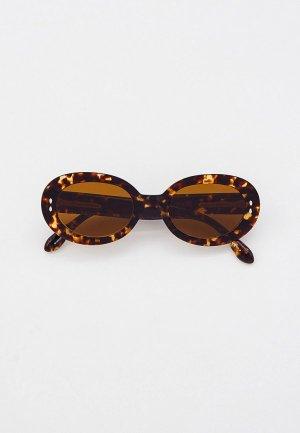 Очки солнцезащитные Isabel Marant IM 0003/N/S 086. Цвет: коричневый