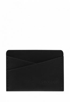 Кредитница Reconds Pocket. Цвет: черный
