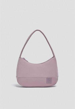 Сумка Pull&Bear. Цвет: фиолетовый