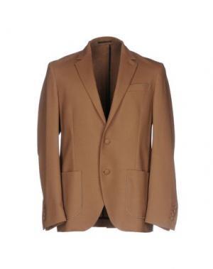Пиджак MAISON LVCHINO. Цвет: верблюжий