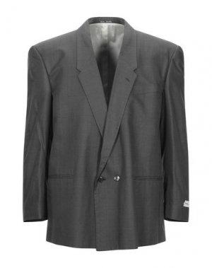 Пиджак PROFILO. Цвет: свинцово-серый
