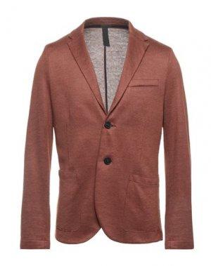 Пиджак HARRIS WHARF LONDON. Цвет: кирпично-красный