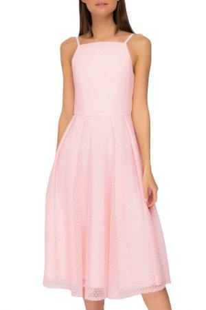 Сарафан Fors. Цвет: розовый