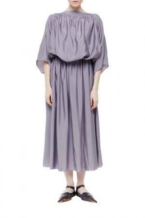 Платье Cyrille Gassiline. Цвет: сиреневый