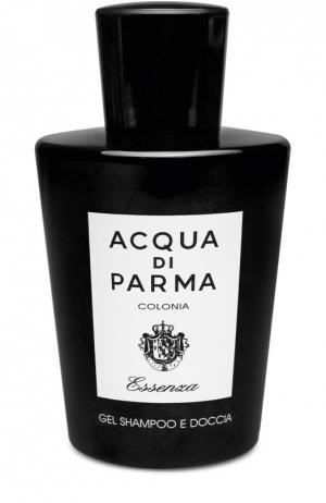 Гель для тела и волос Colonia Essenza Acqua di Parma. Цвет: бесцветный