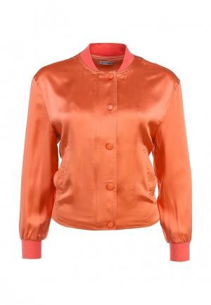 Куртка BeaYukMui BE530EWDVA43. Цвет: коралловый