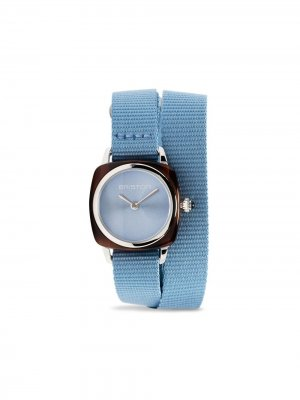 Наручные часы Clubmaster Lady 24 мм Briston Watches. Цвет: серебристый