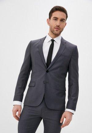 Пиджак Hugo Arti204. Цвет: серый