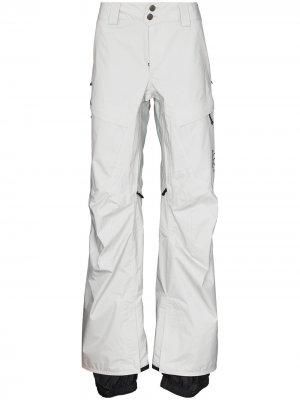 Спортивные брюки Gore-Tex Swash Burton AK. Цвет: серый