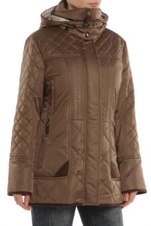 Куртка Loft. Цвет: капучино