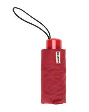 Зонт HUNTER. Цвет: красный