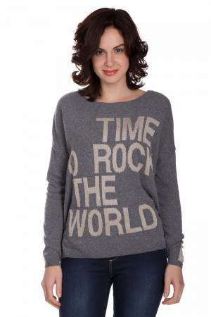 Пуловер Monari. Цвет: золотистый