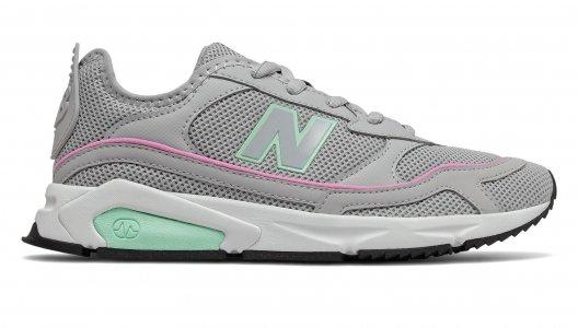 Кроссовки Sportstyle New Balance. Цвет: серый