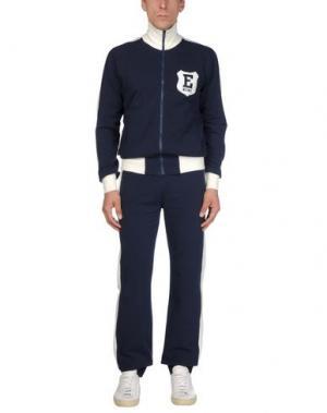 Спортивный костюм EVERLAST. Цвет: темно-синий