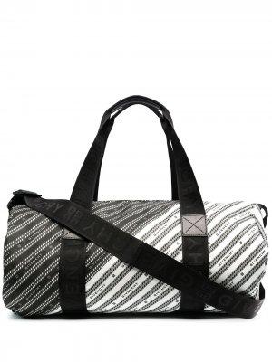 Дорожная сумка Chain Givenchy. Цвет: черный