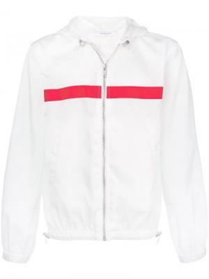 Ветровка GV Motocross Givenchy. Цвет: белый
