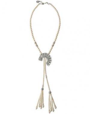 Ожерелье BEN-AMUN. Цвет: бежевый