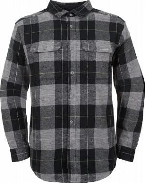 Рубашка с длинным рукавом мужская Walcott, размер 54 Mountain Hardwear. Цвет: серый