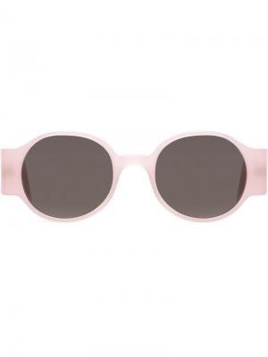 Матовые солнцезащитные очки Reunion XXL L.G.R. Цвет: розовый