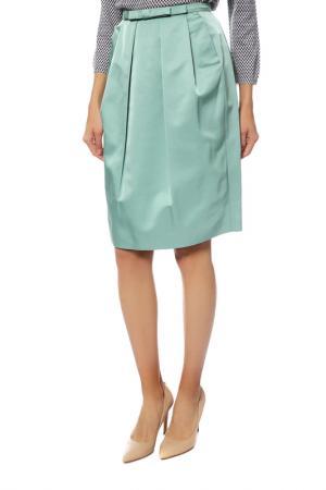 Юбка Dior. Цвет: зеленый