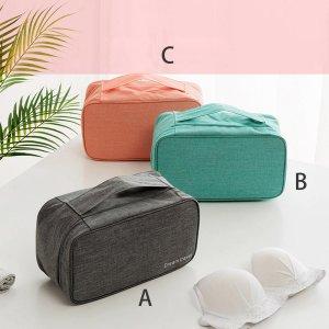 Однотонная дорожная сумка для хранения 1шт SHEIN. Цвет: многоцветный