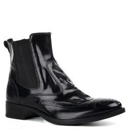 Ботинки A411323D темно-синий NERO GIARDINI