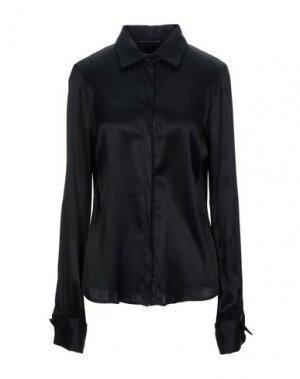 Pубашка FRANCESCA PICCINI. Цвет: черный